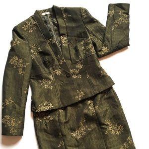 Reba Two Piece Skirt, jacket 6, skirt 8